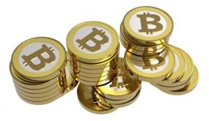 Der Artikel berichtet über Bitcoins.