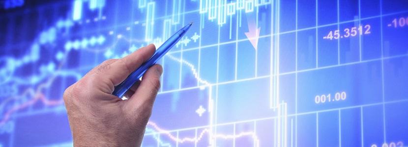 Die Börse beobachten